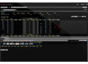 Esfera IB Web Trader interfaz sencilla con funciones avanzadas